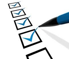 Cashflow Checklist